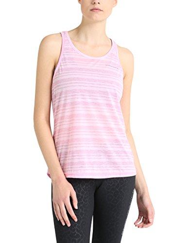 Ultrasport Endurance Damen Top Skipton, Prism Pink, 38 - Prism Pink Bekleidung