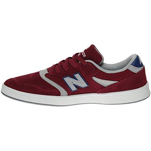 New Balance Numeric Schuh: NM 598 Pro Skate RD-GT Burgundy