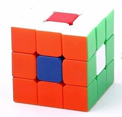 3x3x3 Speed Cube Sticker-Less Rubic Toy Simple And Best