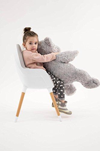 Kinderkraft FINI Kinderhochstuhl Treppenhochstuhl Babyhochstuhl Kombihochstuhl Hochstuhl - 7