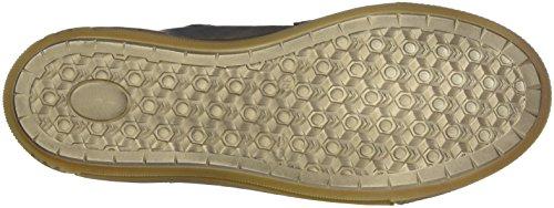 Bisgaard Shoe with velcro 40704216, Unisex-Kinder Hohe Sneaker Grau (400 Grey)