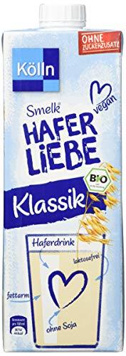 Kölln Smelk Haferliebe Drink Klassik, 8er Pack (8 x 1L)
