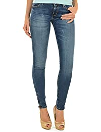 Guess Jeans Women's Skinny Zip Marylin