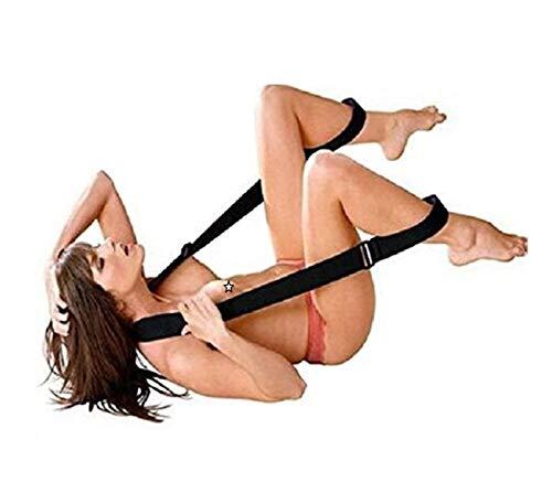 Bondage Costrittivo Gambe Aperte, con cuscinetto BDSM