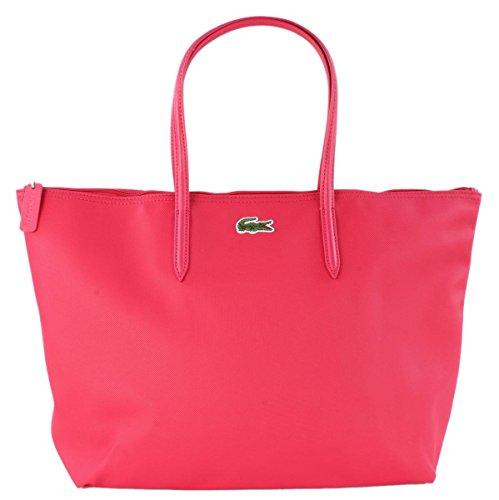 Virtuale Rosa Grande shopping borsa di Lacoste