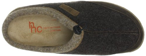 Hans Herrmann Collection hhc Filz 180204-51, Chaussons femme Marron-TR-F4-20