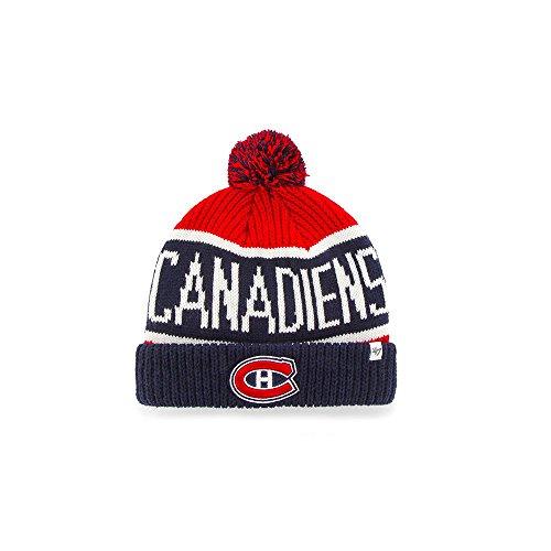 f1cd6d28d26  47 Brand Montreal Canadiens Wraparound NHL Knit Hat w  Pom.
