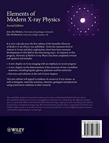 Elements Of Modern X Ray Physics Pdf