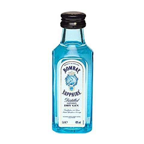 BOMBAY SAPPHIRE Gin Miniature 5cl Miniature