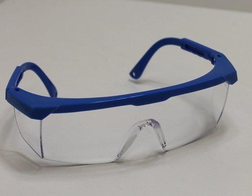 Schutzbrille Nylon Schutz Brille Arbeitsbrille Augenschutz klar, CE, EN166