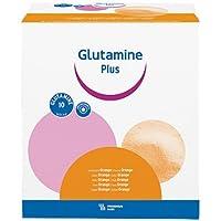 Preisvergleich für GLUTAMINE Plus Orange Pulver 672 g Pulver