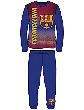 BARCELONA FC - Pijama dos piezas - para niño