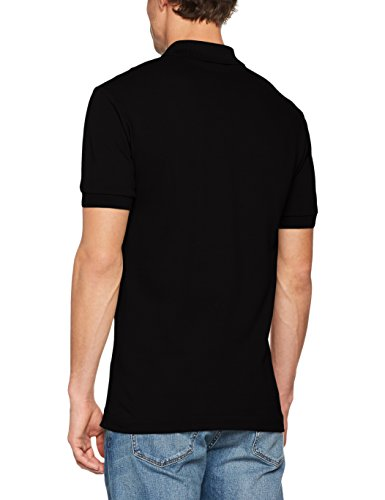 Lacoste Herren Poloshirt Schwarz (black 031)