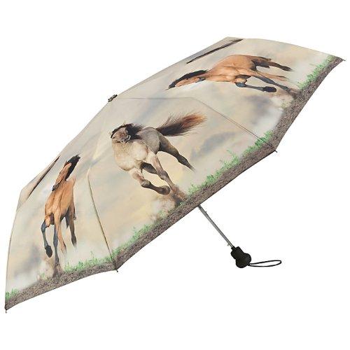 von-lilienfeld-mini-parapluie-a-motif-chevaux-sauvages