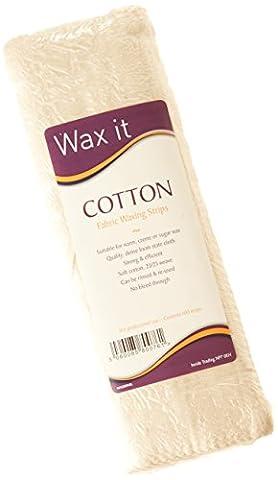 Wax It Cotton Fabric Waxing
