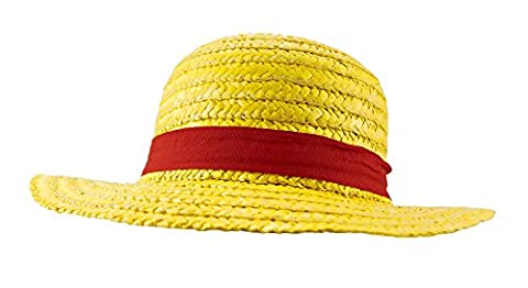 One Piece Monkey D. Luffy Cosplay Chapeau de paille