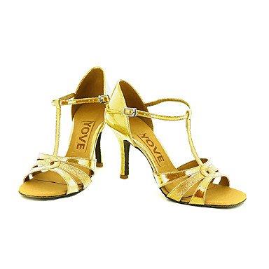 Silence @ Chaussures de danse de Profession pour femme Silver
