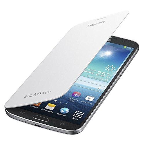 Samsung Flip - Funda para móvil Galaxy Mega 6.3 (Permite hablar con la tapa...