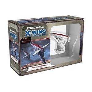Fantasy Flight Games- Star Wars X-Wing: Bombardero de la Resistencia - Español (FFSWX67)