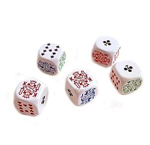 Poker dice amazon