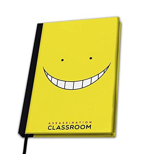 Assassination Classroom - Koro Sensei - Notizbuch   Offizielles Merchandise