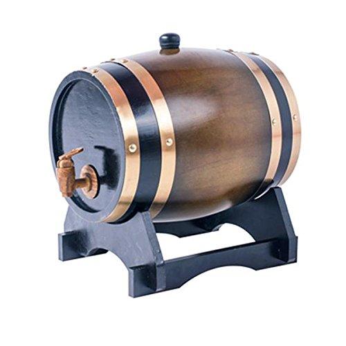 Horizontale Fässer Wein Spender Pine Brown , 20L