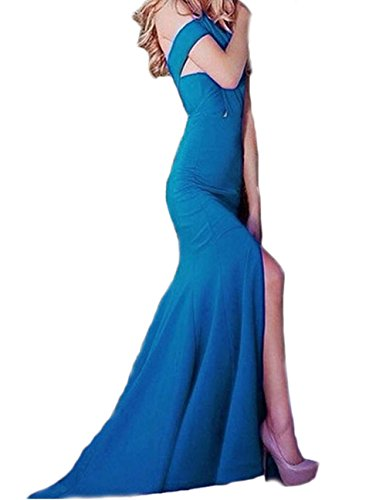 Leader of the Beauty - Robe - Fille Bleu - Bleu
