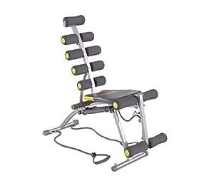 BestofTv ROCKGYM Le banc de musculation - Vu à la Télé