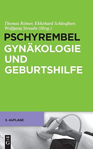 Pschyrembel Gynäkologie und Geburtshilfe 3. Auflage