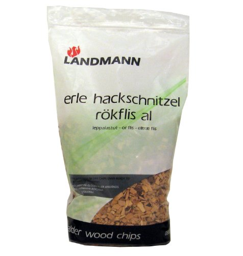 Landmann 0802001 Alder Smoking Wood Chips