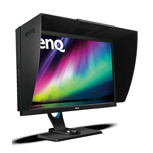 BenQ SW2700PT Photography Monitor 1440p QHD, 99 Percent