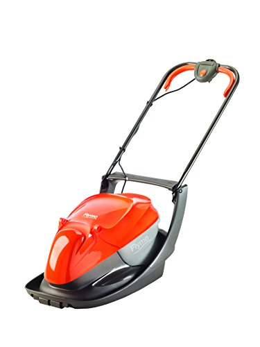 Flymo Easi Glide 300 Electric Hover Collect Lawn Mower, 1300 W Test