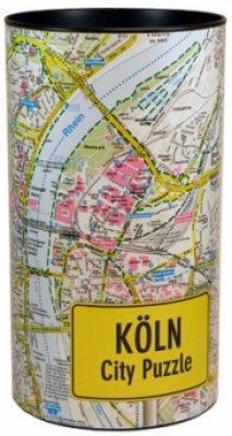 Stadtplan Köln - City Puzzle - Souvenir