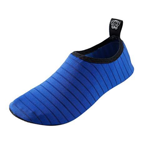 Yesmile Aquaschuhe Sommer Wasserschuhe Herren Surfschuhe Schnell Trocknend Badeschuhe Aquaschuhe Für Damen Unisex Weich Sohle Rutschfeste Schwimmschuhe