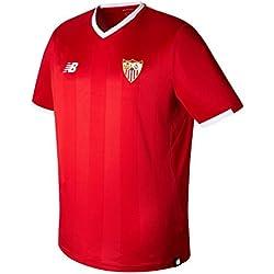 Camiseta Sevilla FC MC Away 2017-2018 Rojo Talla L