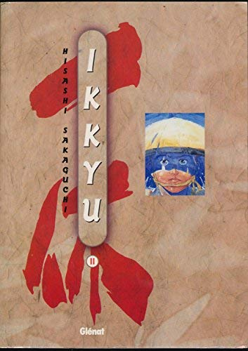 Ikkyu, tome 2 par Hisashi Sakaguchi