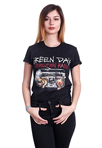 Green Day - Revolution Radio Cover - T-Shirt-Small