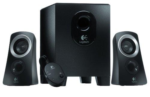 Logitech 980-000447 Speaker Syst...