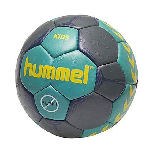 Hummel Kids Handball - viridian/ombre blue/yellow