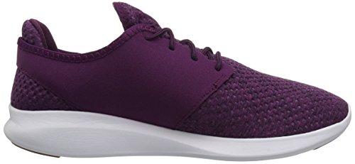 New Balance Fulecore Coast V3, Chaussures de Fitness Femme Rouge (Berry)