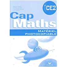 Cap Maths CE2 : matériel photocopiable
