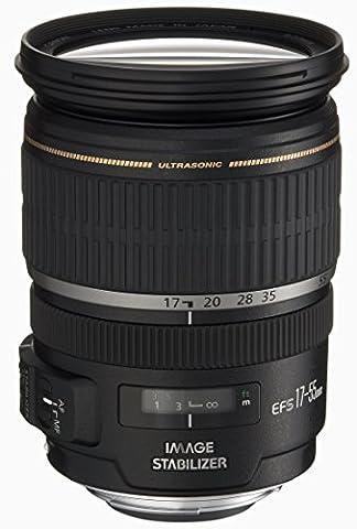 Canon - Objectif EF-S 17-55 mm f/2.8 IS USM (Reconditionné Certifié)