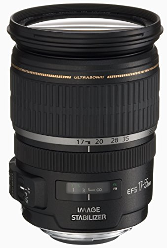 Canon - Objectif EF-S 17-55 mm f/2.8 IS USM (Reconditionné)