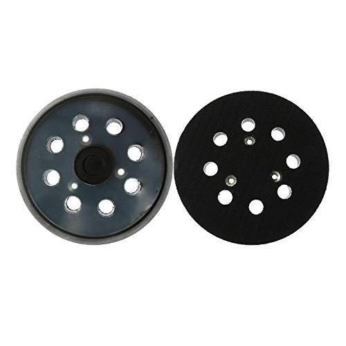 Aikeec Lijadora orbital disco pulido metal 125mm Base/almohadilla