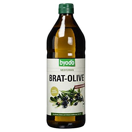Byodo Olivenöl Brat Olive  im Test