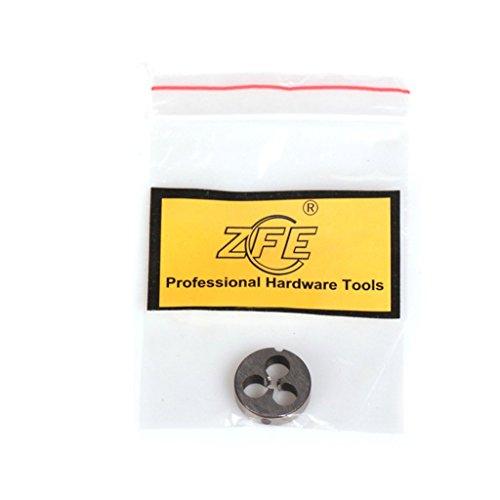 ZFE M5 X 0.5mmHSS Main Droite Dienutsnuts filière de filetage fin métrique