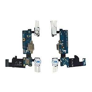 Dock Connector Ladebuchse Flex Kabel für Samsung Galaxy S5 Mini G800F USB Charger Buchse Charging Mikrofon # itreu