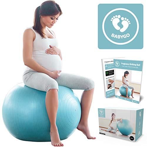 BABYGO Pelota de Pilates Embarazadas