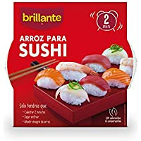 Brillante Sushi 400G - [Pack De 6] - Total 2400 Gr