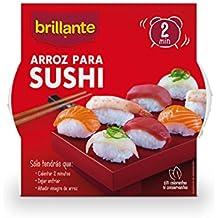 Brillante Arroz Para Sushi - 400 gr